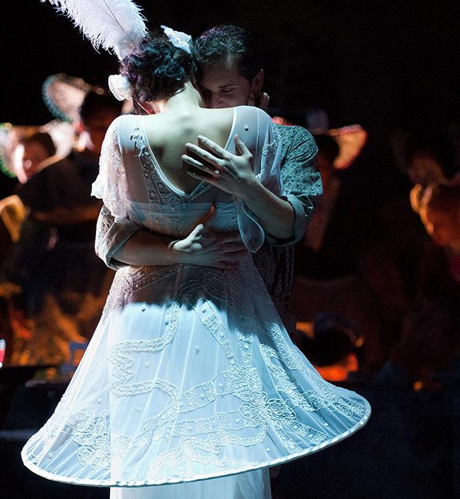 L'elisir d'amore foto Mylene Siegers