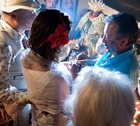 Zigeuner-bruiloft in Saintes de Maries de la Mer ©Mylène Siegers