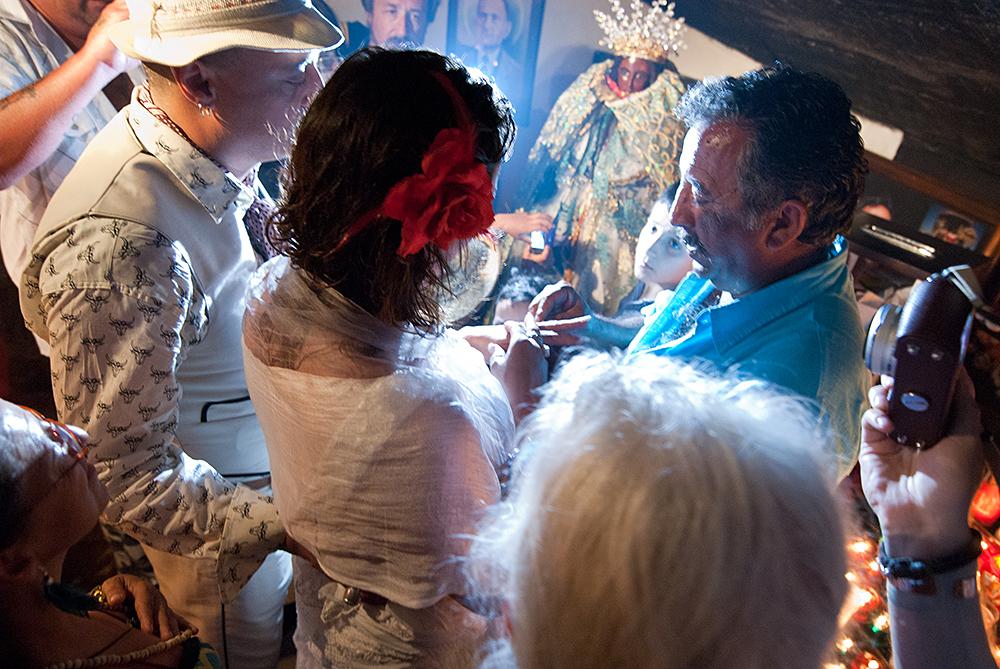 Zigeuner-bruiloft in Saintes de Maries de la Mer ©Mylene Siegers
