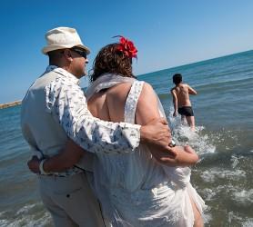 Zigeuner-bruiloft in Saintes Maries de la Mer ©Mylène Siegers