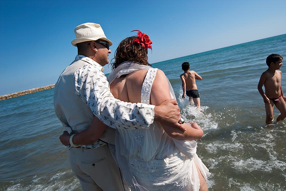 Zigeuner-bruiloft in Saintes Maries de la Mer ©Mylene Siegers