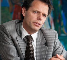 Marnix Norder voormalig wethouder (PvdA) in Den Haag ©Mylène Siegers