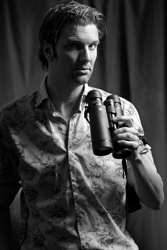 Bas Muijs, acteur ©Mylène Siegers