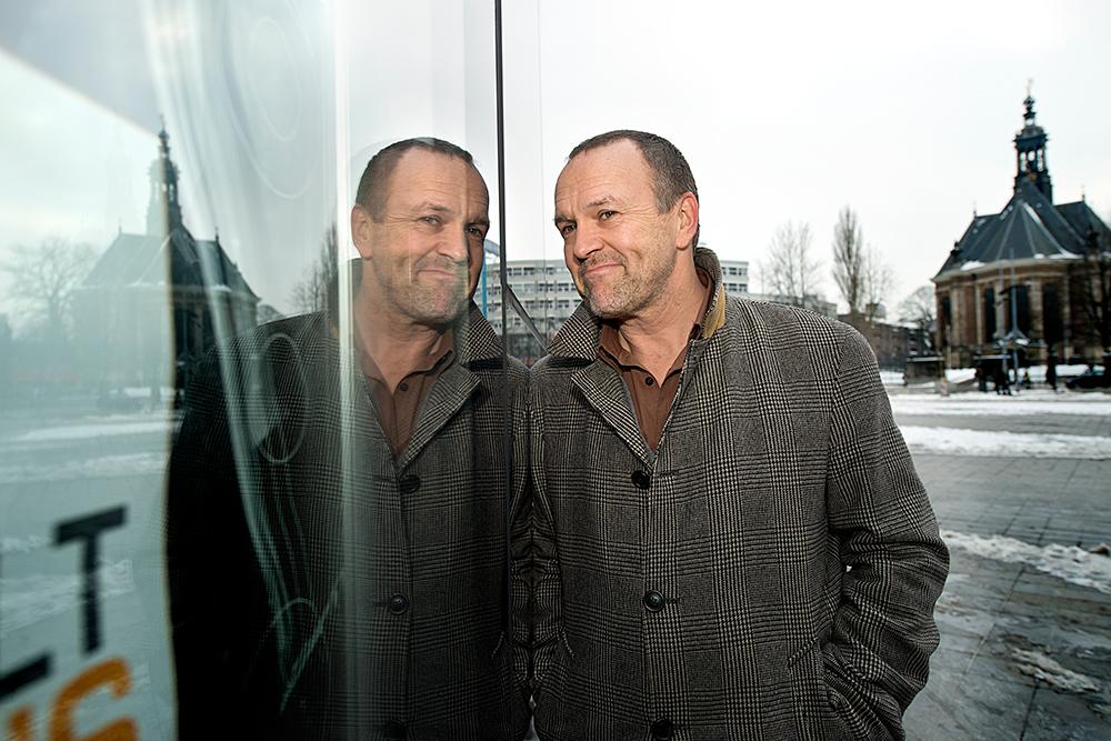 Roland Kieft voormalig artistiek directeur van het Residentie Orkest ©Mylène Siegers
