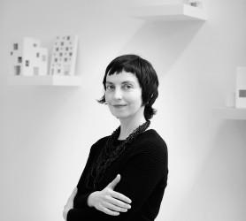 een portret van Architect Ana Rocha