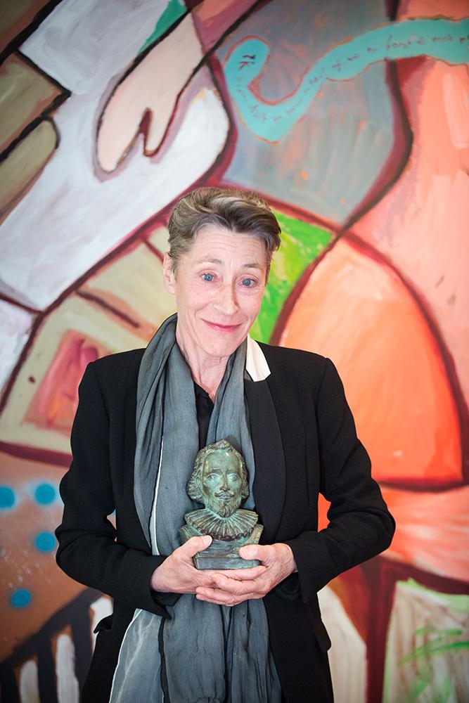 Anneke Brassinga wint de PC Hoofprijs 2015 voor haar gehele oeuvre