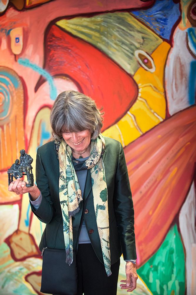 Martha Heesen wint de Theo Thijssen-prijs 2015!