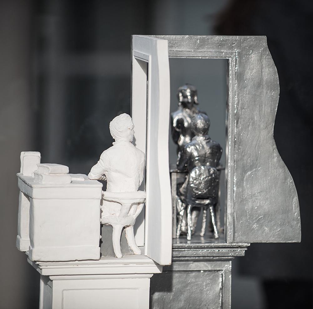 'Om nooit te vergeten' monumenten geïnitieerd door Stroom Den Haag.