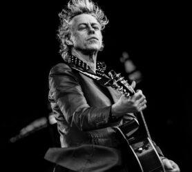 Bob Geldof at Parkpop The Hague
