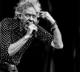 Bob Geldof at Parkpop